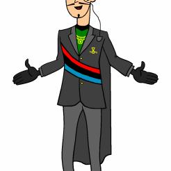 Alios XIII, Président de la République du GouglonState